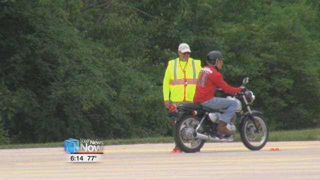 Once the course is successfully completed, students will earn the BMV skill test waiver for a motorcycle endorsement.