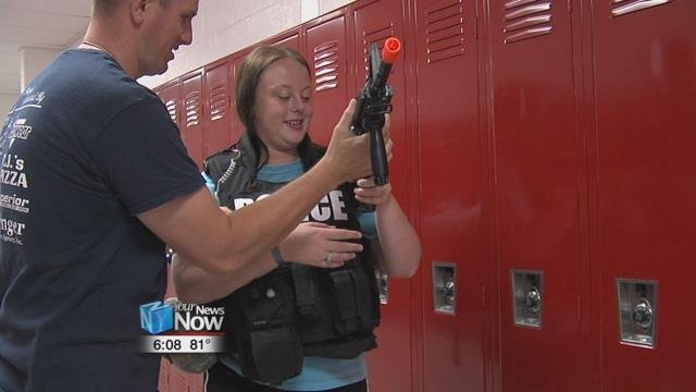 The Lima Police Department says they want to continue the youth academy, adding new activities every year.