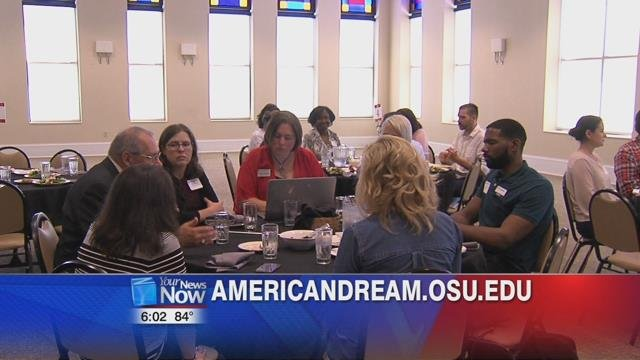 They will be accepting ideas through their website www.americandream.osu.edu until July 15, 2018.