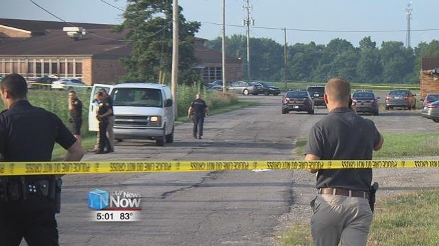A gun was recovered at the scene, but it is unclear if the incident involved one or multiple shooters.