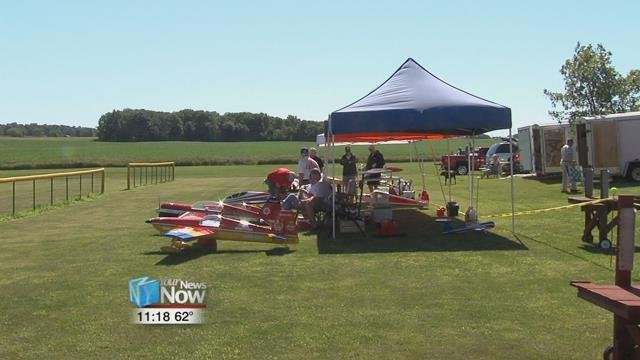 The Celina Flying Sportsmen are hosting the 26th annual Big Bird Fly-In.