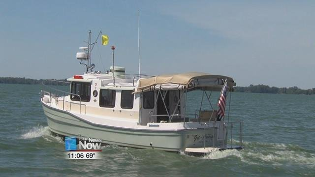 """Operation Dry Water"" was underway over the weekend before July 4th."