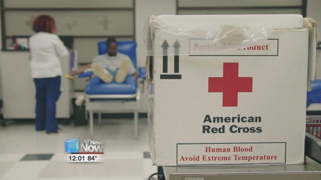 Following the 4th of July holiday, the Red Cross has declared an emergency blood shortage for the region.