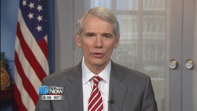 Republican Senator Rob Portman, who has a personal relationship with Kavanaugh, supports the President's decision.