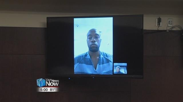 31-year-old Timothy Youngblood had his bond set at $1 million.