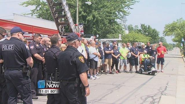 Every year, the village of Cridersville puts on the biggest fundraiser for their fire department, the Fireman's Jamboree.