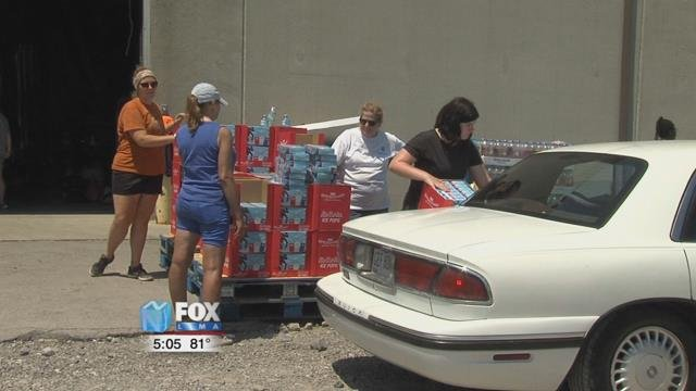 The food bank is now taking pre-registration for the August food distributions.