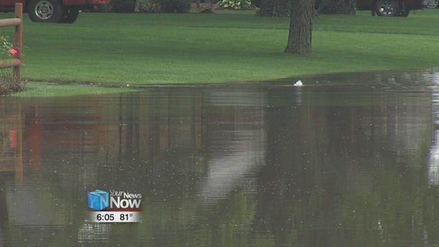 If the memorandum passes tonight, the city will have the ability to further its flood reduction plan.