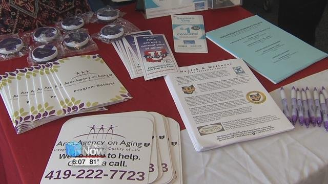 The Area Agency on Aging 3 and Walgreens pharmacy are teaming up to educate seniors on how to prevent falls.