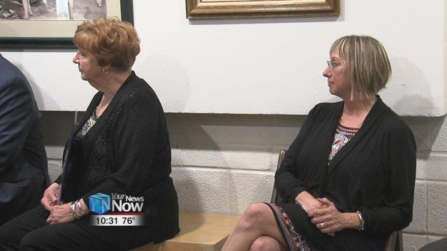 The museum held a meet and greet event to welcome new director Amy Craft as well as bid farewell to retiring director Patricia Smith, who has been with the museum for the past 18 years.