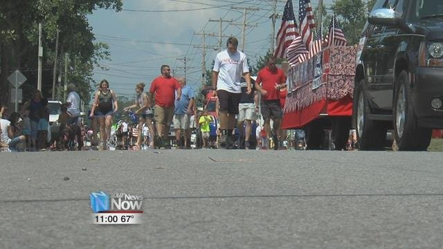 It was a record-setting year for the Allen County Fair Parade as over 80 floats made their way down Main St. from Northern Ave. to Town Square.