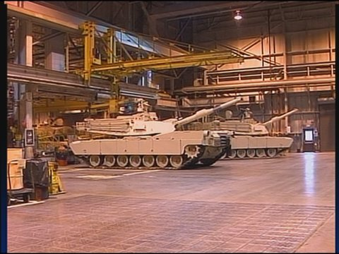 Mayor Berger Believes Tank Plant Will Survive