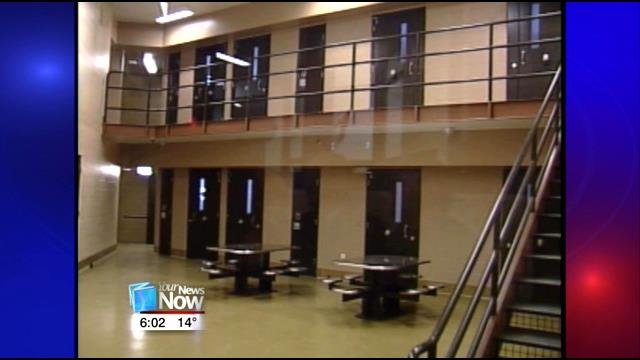 Inmate Attacks Officers At Mercer County Jail
