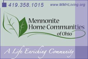 Mennonite Home Communities - Sponsorship Header