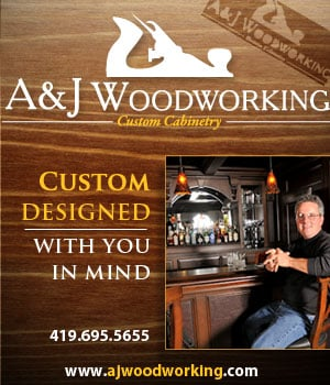 A&J Woodworking sponsorship