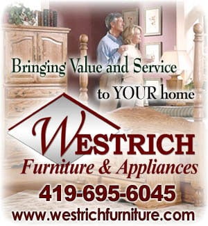 Westrich Furniture & Appliances sponsorship