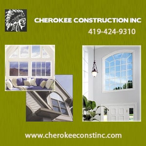 Cherokee Construction - sponsorship