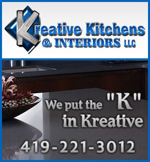 Kreative Kitchens and Interiors - sponsorship
