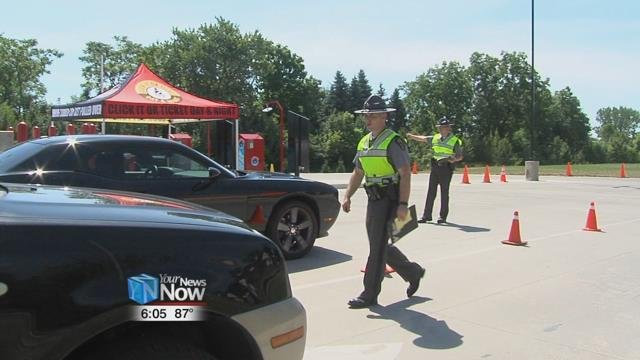 The Ohio State Highway Patrol Took Time This Afternoon To Make Sure Folks  Cars Were Getting More Than Just Washed. Officers From The Lima Post Were  At The 4 ...