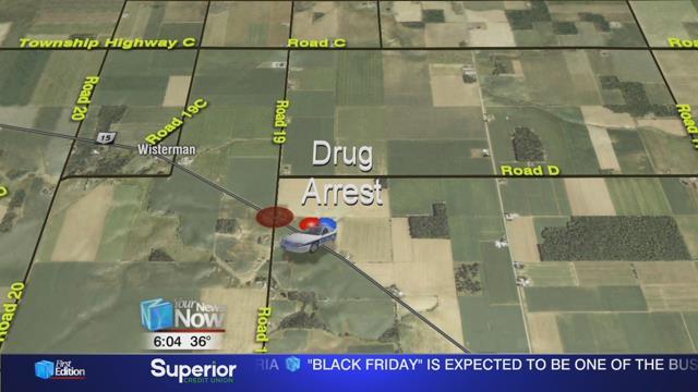 Putnam County Drug Arrest - Hometownstations com-WLIO- Lima