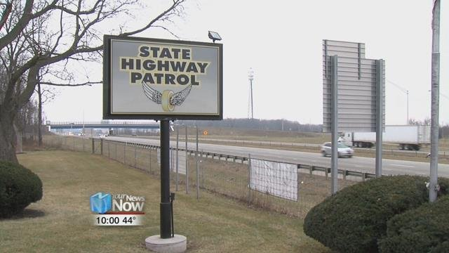Our Local State Troopers At The Lima Post Were In Full Force To Keep The  Roadways