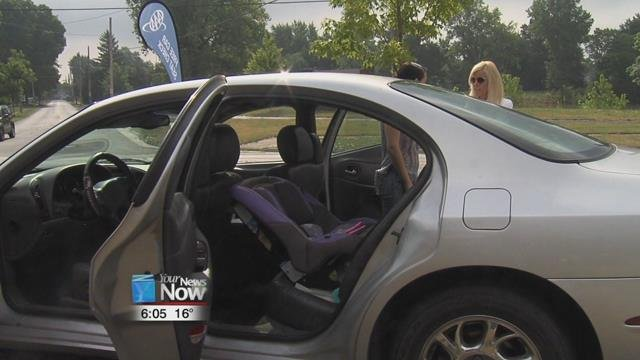 New Car Seat Safety Law Passed In California