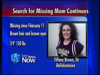 Tiffany Brown Missing