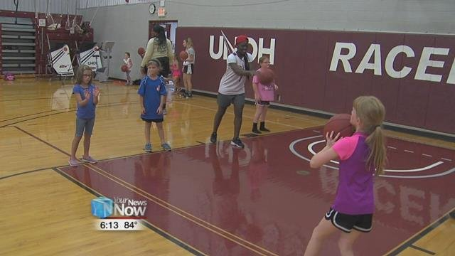 unoh provides life lessons through sports