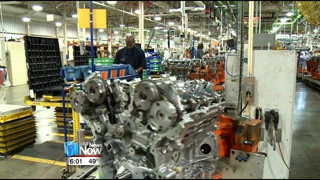 ford unveils new manufacturing assembly line at lima plant