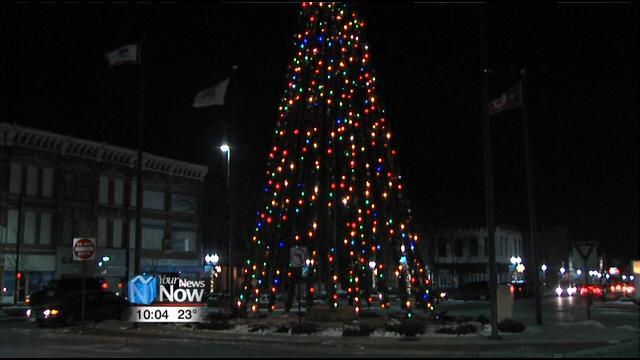 Story Of Christmas Tree