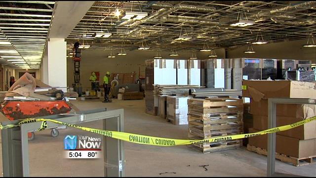 Apollo Career Center Still Under Construction, Classes to ...