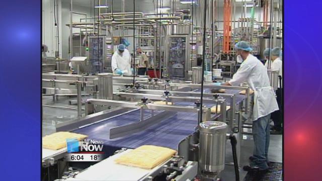 bob evans lima plant expands production lines
