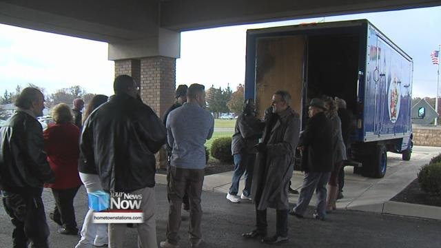 Leadership at Cornerstone Church says that they believe giving back to the community through giving away the turkeys is just the right thing to do.