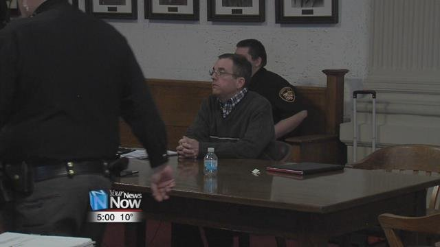 Luebrecht is now pleading not guilty, and he and the defense argue that the several medications that Luebrecht had been on in 2005 and his reaction to those medications were behind the motivation to kill his son.