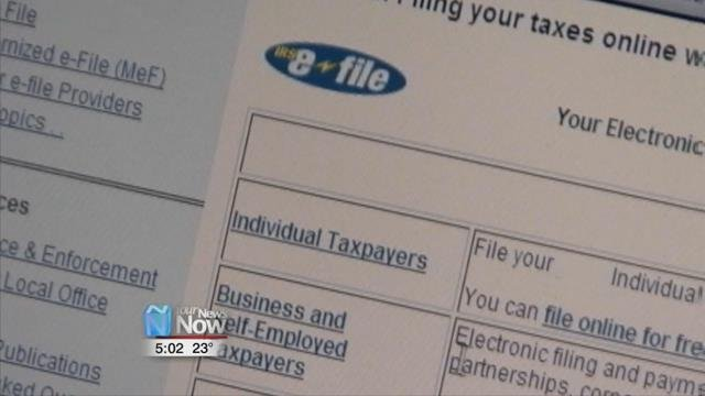 To avoid becoming a victim of tax scams, you should file your tax returns as early as possible.