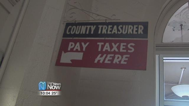 The deadline forReal Property and Manufactured Home Taxes will now be Monday, February 12th.