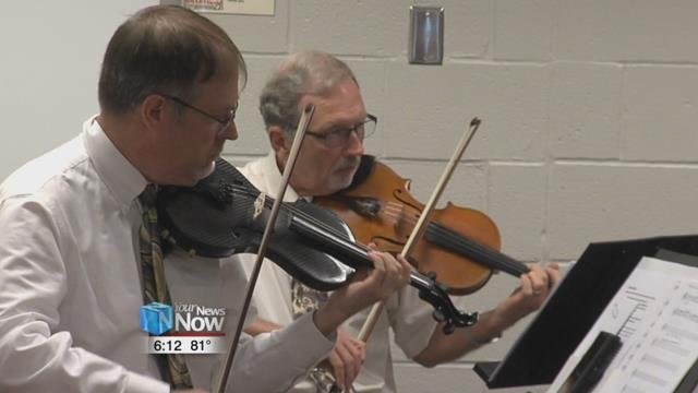 Symphony Storytime is a new program that the symphony recently launched in an effort to reach more adults and kids outside of Allen County.