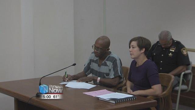 63-year-old John Jackson was sentenced to eight years in prison on Monday.