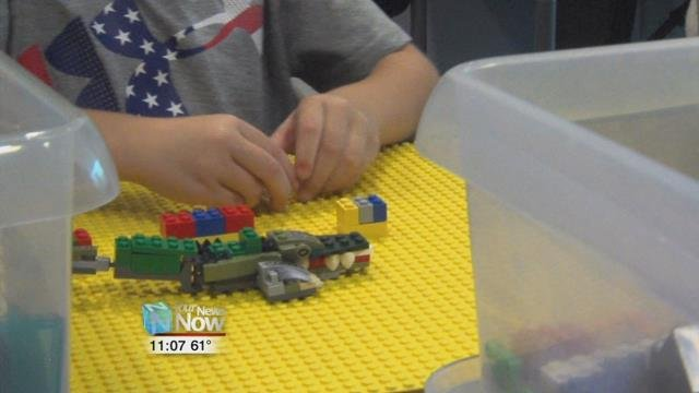 The YMCA will have weekly LEGO workshops where children will create machines with moving parts, all out of LEGOs.