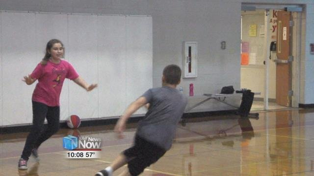 They are offering a seven-week class that is designed to give children 30 to 45 minutes of physical activity.