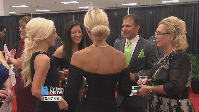 The Lima Memorial Foundation held their 17th Annual Fundraising Gala, Journey to the Red Carpet, at the Lima Mall.