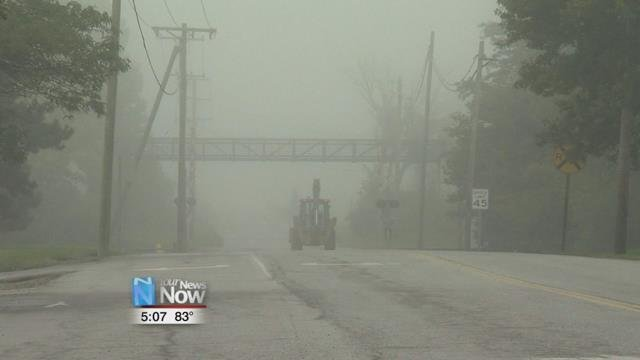 Law enforcement wants to remind drivers to keep cautious on the roads in foggy situations.