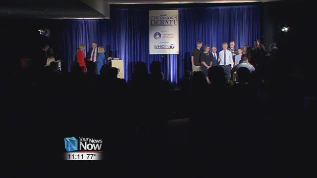 One of the topics discussed was the opioid crisis, and what the candidates would do differently regarding funding,legislation, and Medicaid expansion.