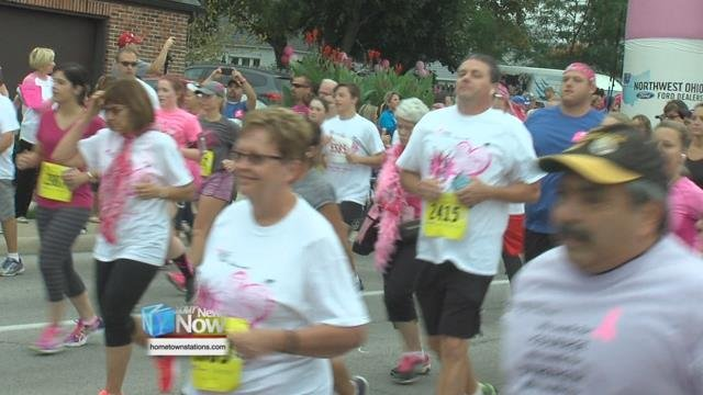 The annual Susan G. Komen Race for the Cure will return to the Blanchard Valley Hospital Findlay campus on Saturday, September 29, 2018.