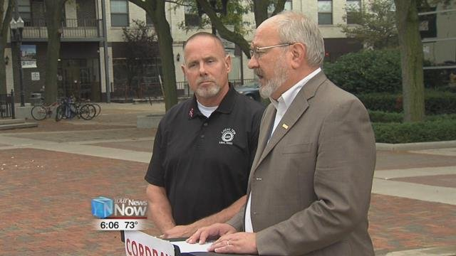 Thursday Lima Mayor David Berger and UAWLocal 1219 President Mike Copeland called for DeWine to act on behalf of the state.