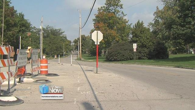 The City of Lima says the blocks of Shawnee Street that will be affected are between Market to Hill Streets.