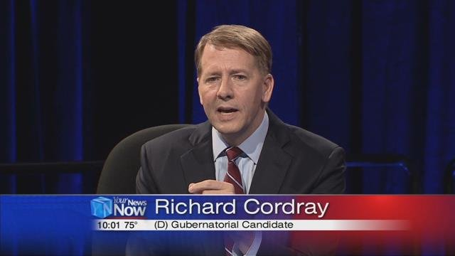 Cordray, who served as Ohio Treasurer and Attorney General, was most recently the Federal Consumer Watchdog appointed by Barack Obama.