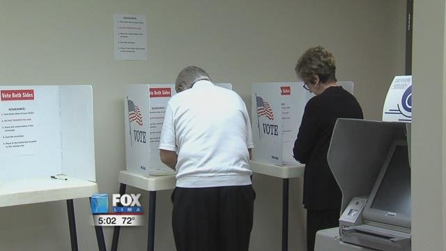 People can get their voting done early by visiting their respective county board of elections.