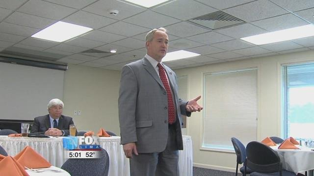 Records show Republican candidate, Keith Faber, was penalized repeatedly between 2008 and 2015 for failing to pay his property taxes on time.