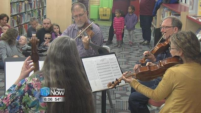 The Symphony has held 12 other similar events in Allen in surrounding counties within the past few months and they have around a dozen more on the schedule to go.